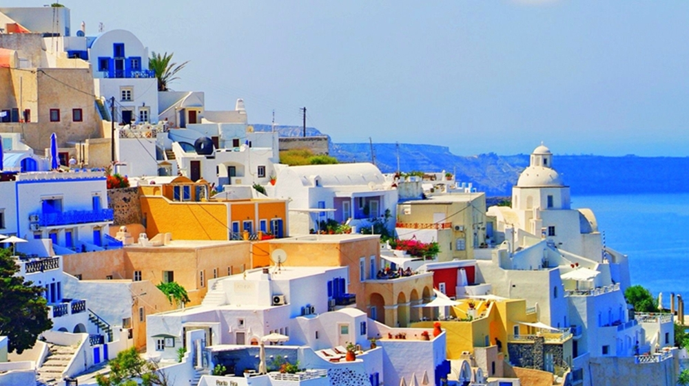 Greece's Tourism Has a Bright Future