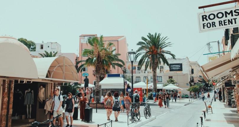 Yunanistan Turizmde Her Yıl Çıtayı Daha Yükseltiyor