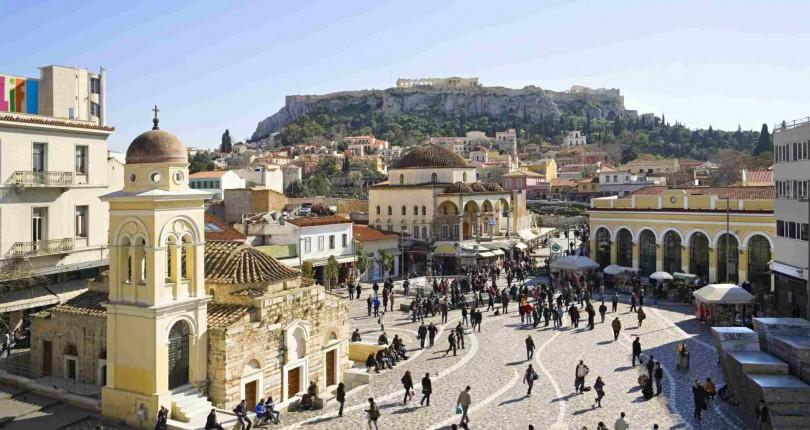 Yunanistan Turizmi Parlak Bir Geleceğe Sahip
