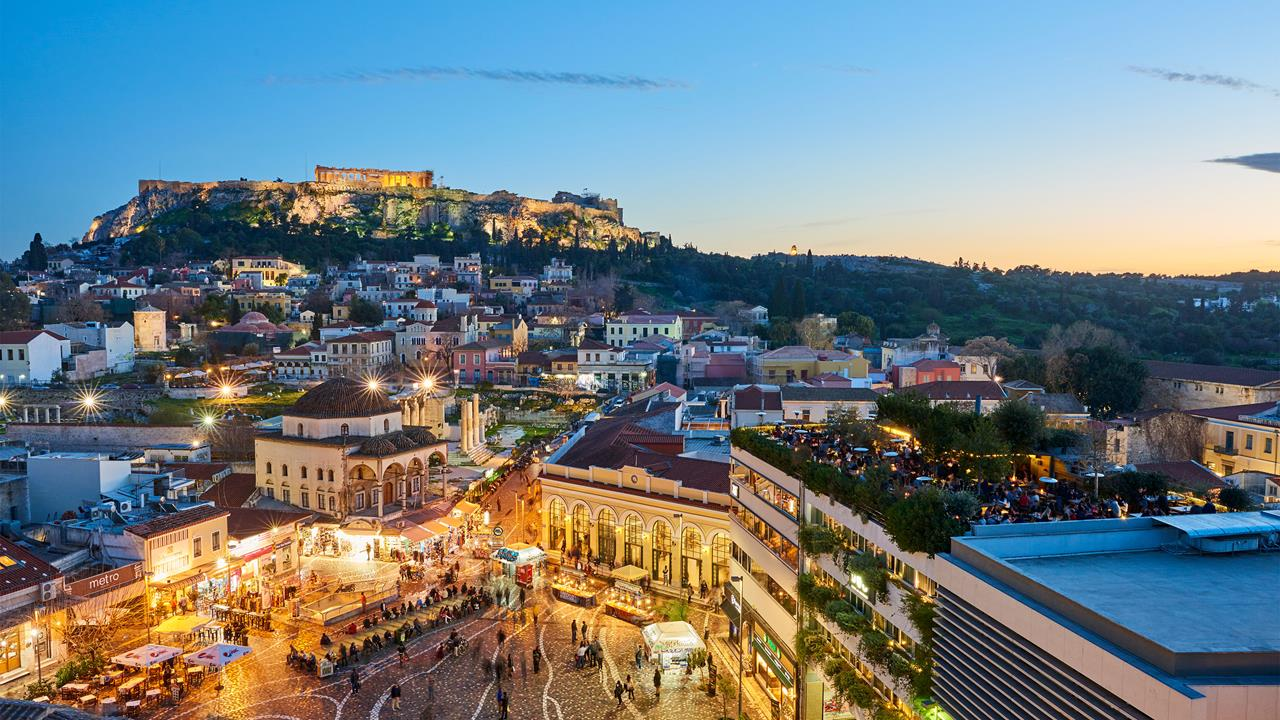 Greece Expects 2.8 Per Cent Growth in 2020