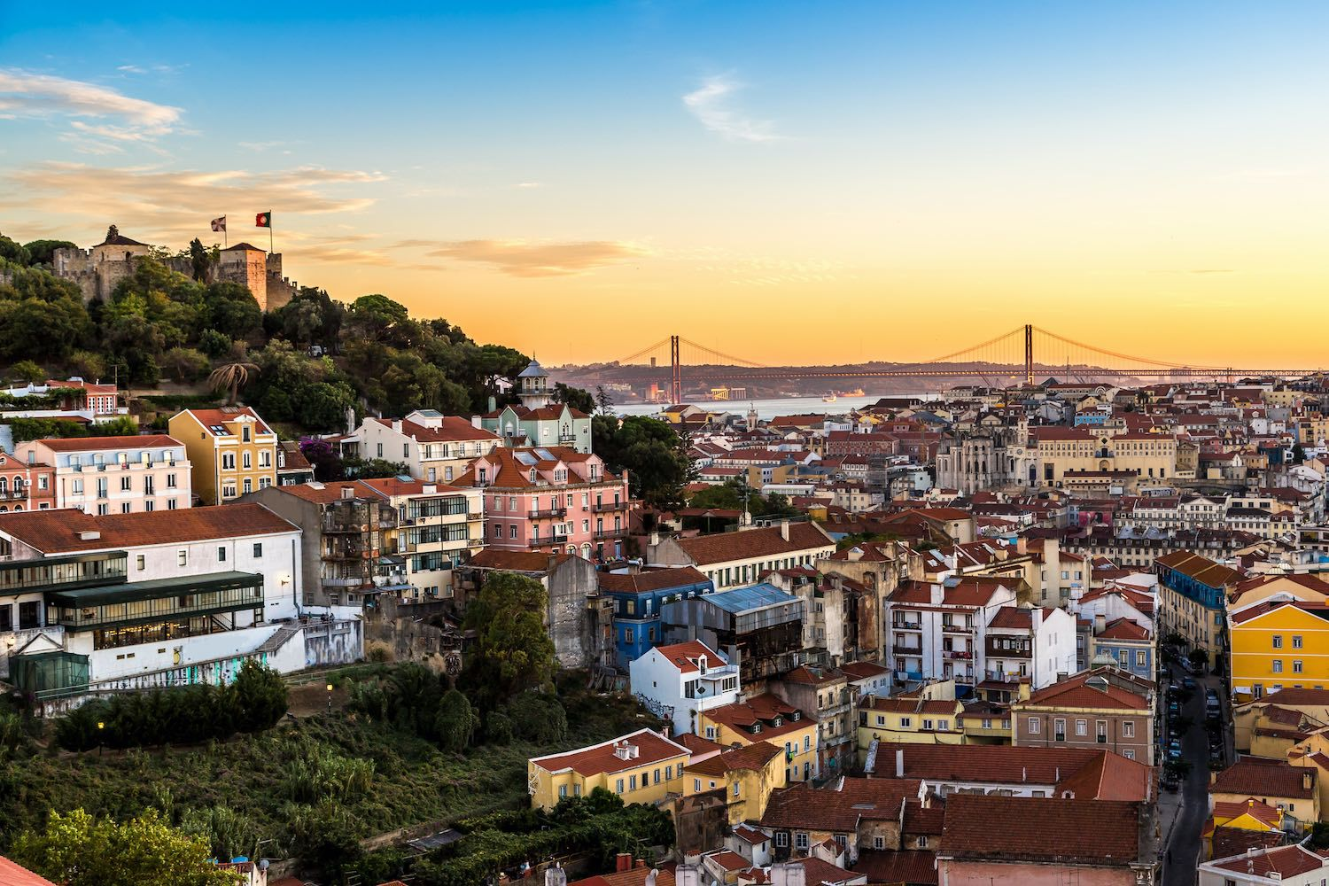 Foreign Investment in Lisbon Real Estate